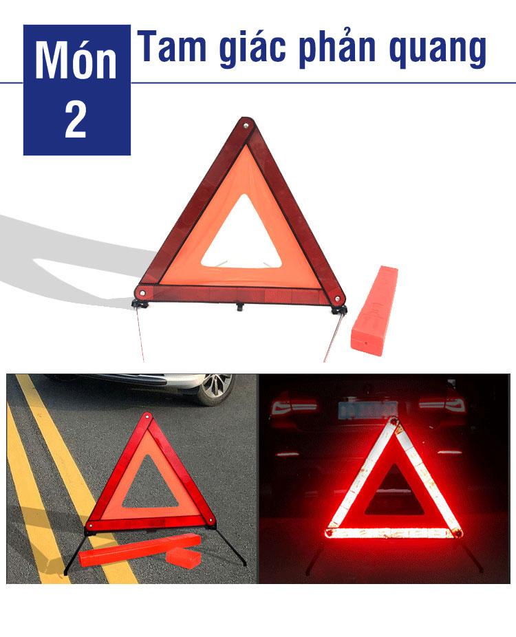 tam giác phản quang
