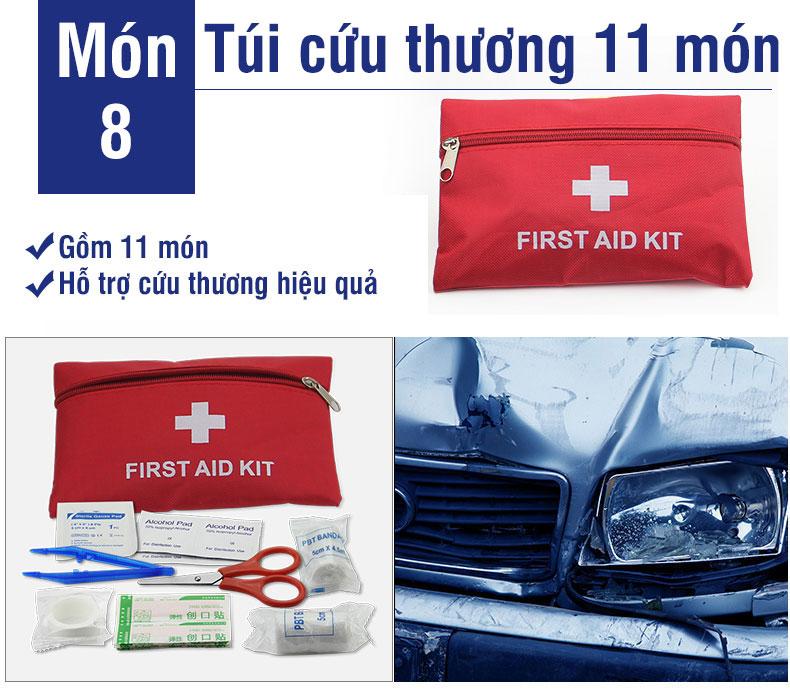 túi cứu thương 11 món