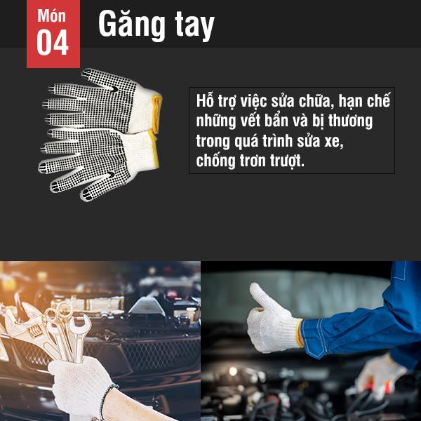găng tay cứu hộ
