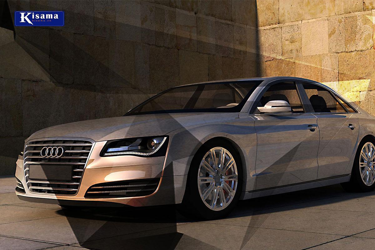 Hãng xe Audi của nước nào?