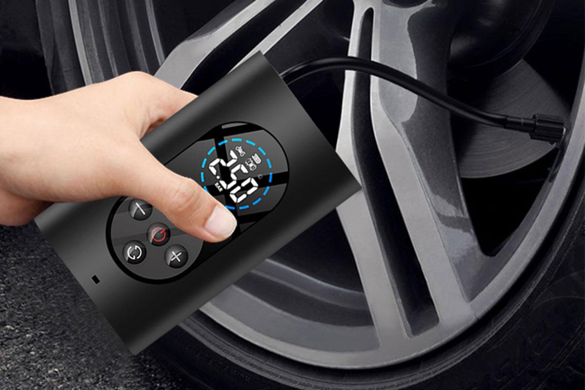 Máy bơm ô tô bằng điện